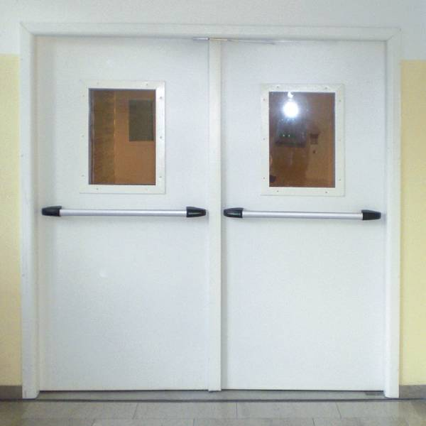 Endoor/Enplus double leaf | metallic fire-rated doors